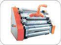 Oblique Type Single Face Paper Corrugating Machine