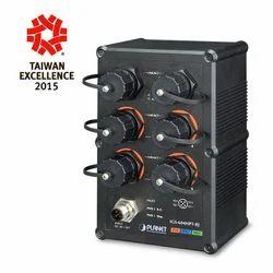 IGS-604HPT-RJ Managed Gigabit Ethernet Switch