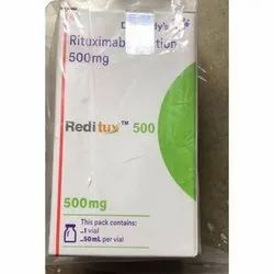 Rituximab Injection 500 Mg, Packaging Size: 1 Vial, Packaging Type: Box