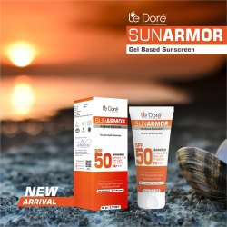 Le Dore SunArmor SPF 50 Gel Based Sunscreen
