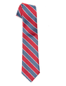 Coloured School Tie