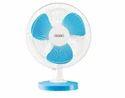 Usha Mist Air Duos Blue Table Fan