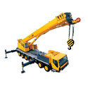 Hydraulic Telescopic Cranes Rental Services