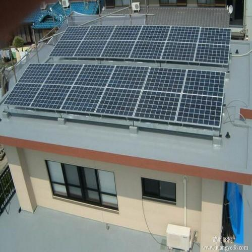1 Kw Solar Power Plant Voltage 12 V Rs 85000 Kilowatt Maheshwari Solar Solutions Id 18577602830
