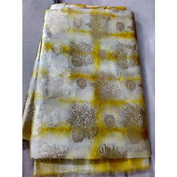 Banarasi Silk Brocade Fabric