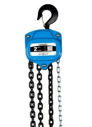 Portable Chain Pulley Block