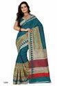 Women Jacquard Cotton Saree