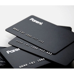 PVC Embossed Card