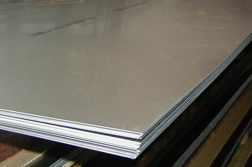 304 High Tensile Steel Polished Plate, Thickness: 1-2 mm
