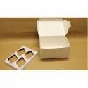 Cupcake Packaging Box