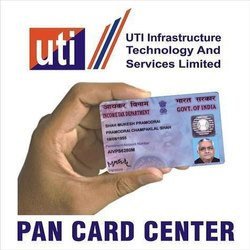 PAN Card Application/ Correction in PAN Card