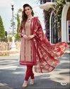 Devi Icon Vol-7 Printed Cotton Dress Material Catalog Collection