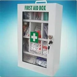 Wall Mounted First Aid Box