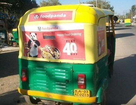 Auto Banner Advertisement Printing Services