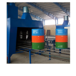 Barrel Drum Paint Coating System