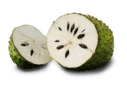 Cancer Ramphal Soursop Fruit