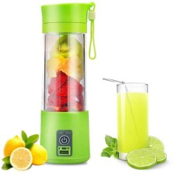 JUICER BOTTLE 2 USB 4 BLADE