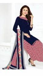 Pattiala Female Cotton Churidhar Materials