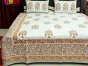 Hand Made Bed Sheets