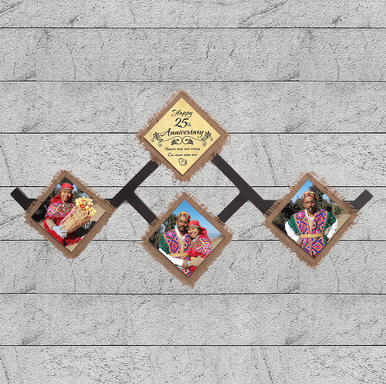 4 Photos Collage Frame - Tiles at Rs 1595 /piece | Collage Frame ...