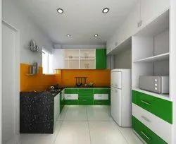 Commercial MDF Modular Kitchen