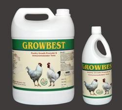 Growth Promoter (GROWBEST Powder/ Liquid