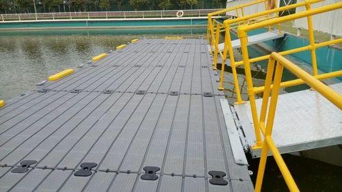 Plastic Floating Docks at Rs 14000 /square meter   Vadodara   ID ...