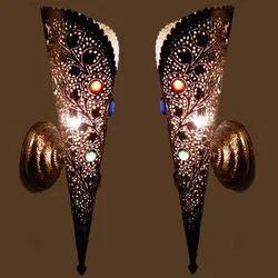 Susajjit Decor LED Susajjit Metallic Wall Lamp
