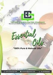 Essential Oil, For Cosmetic, 50 Kg