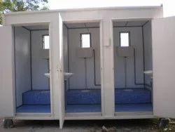 Portable Mobile Toilets Cabins
