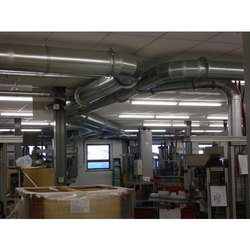 Industrial Duct System