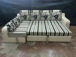 Wooden Modern Sofa Cum Bed