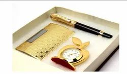 Gold Plated Gift Set