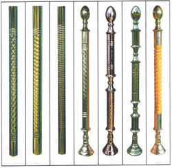 Stainless Steel Marvel Railing Accessories