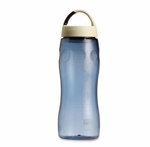 Cresta Fruit Infuser Polycarbonate Water Bottle-750 Ml-Blue