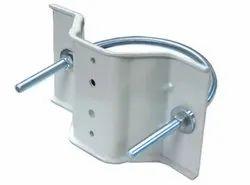 Pole(Pipe) Mount Security Camera Bracket, Model Name/Number: Sarcom, Analog Camera