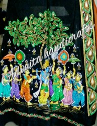 Handpainted Kurta Material
