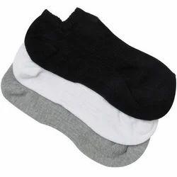 Cotton Men's Ankle Length Socks