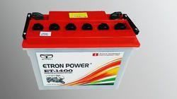 Etron Battery, Voltage: 12 V
