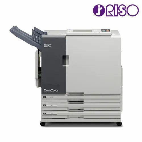 Automatic RISO Photo Inkjet Printer