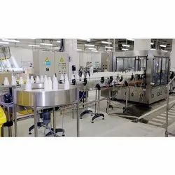 Bottling Plants Conveyor