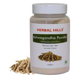 Ashwagandha Powder - Stress Relief & Men's Health