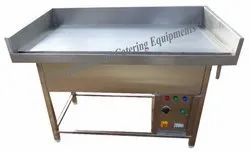 SS Electrical Dosa / Chapati Tawa for Restaurant