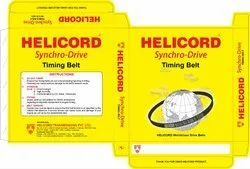 Helicord Belt Packaging Box
