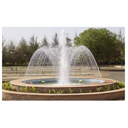 Blue Fountain Waterfall
