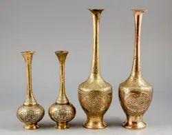 Royal De Wajidsons Brass Vase