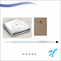 Cross Pen & Notebook Gift Set