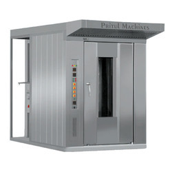 1350 Single Trolley Bakery Bread Oven