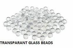 Customizes Transparent Glass Beads