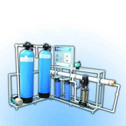 Industrial Reverse Osmosis Plant 500 LPH